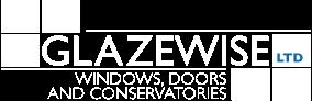 Glazewise Logo - White