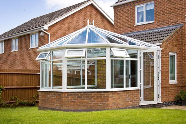Product Conservatories - Glass Roof