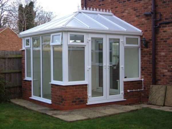 Product Conservatories - Polycarbonate Roof