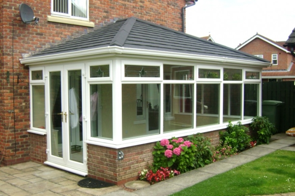 Product Conservatories - Solid Tiled Roof